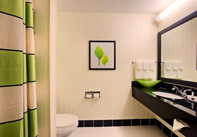 Fairfield Inn & Suites Dallas Mansfield Szobakilátás