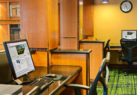 Fairfield Inn & Suites Dallas Mansfield - Business Library