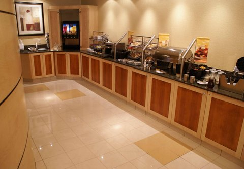 SpringHill Suites Denver Airport - Complimentary Breakfast