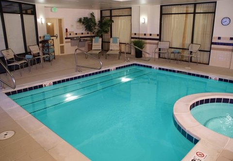 SpringHill Suites Denver Airport - Indoor Pool   Spa