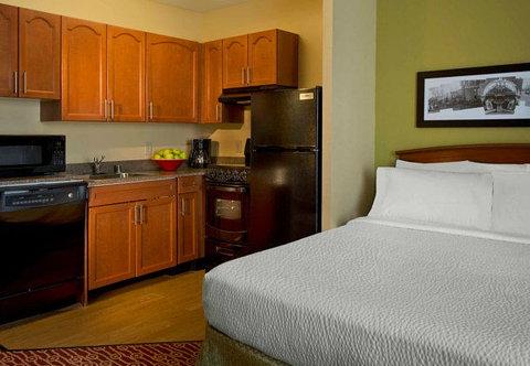 TownePlace Suites by Marriott Denver SE - Accessible Suite