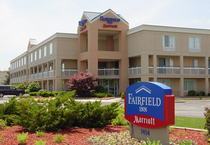 Fairfield Inn-Detroit Warren