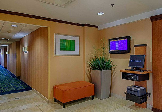 Fairfield Inn and Suites by Marriott Newark Liberty International Airport Övrigt
