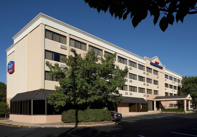 Fairfield Inn and Suites by Marriott Parsippany Set udefra