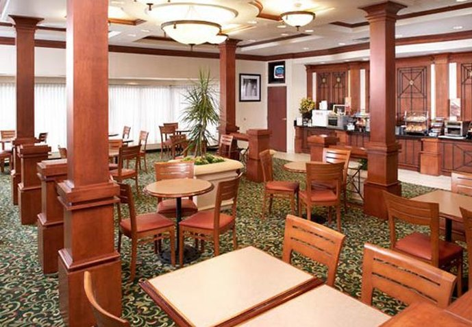 Fairfield Inn and Suites by Marriott Parsippany Gastronomi