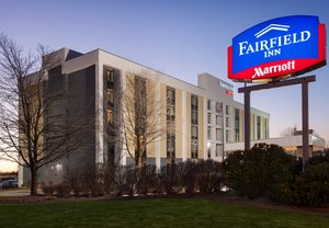 Exterior view - Fairfield Inn by Marriott East Rutherford