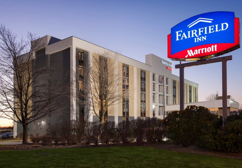 Fairfield Inn Meadowlands Fasad