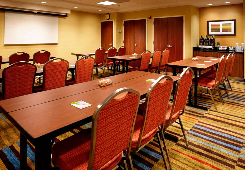 Fairfield Inn Meadowlands Konferensrum