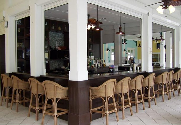 Fairfield Inn Key West Salon/Lobi