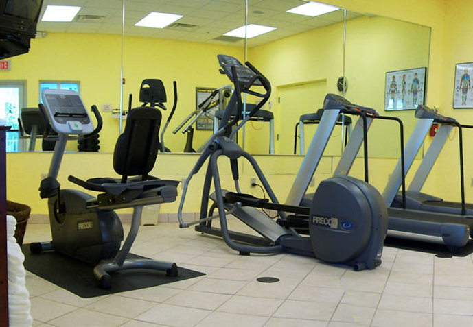 Fairfield Inn Key West Fitness salonu