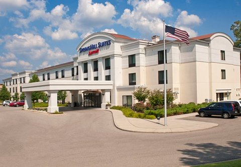Springhill Suites Grand Rapids Airport Southeast Hotel - Exterior