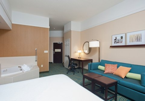 Springhill Suites Grand Rapids Airport Southeast Hotel - King Whirlpool Suite