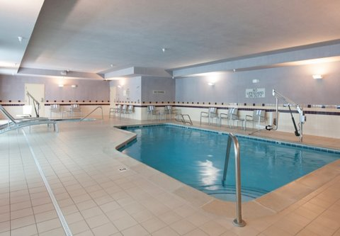 Springhill Suites Grand Rapids Airport Southeast Hotel - Indoor Pool