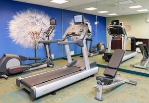 Fitness/ Exercise Room - Marriott Vacation Club Harbour Club Resort
