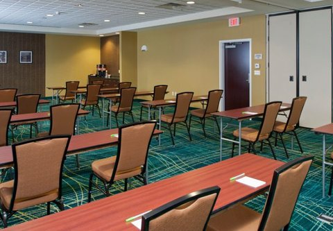 Springhill Suites Grand Rapids Airport Southeast Hotel - Meeting Room   Classroom Setup