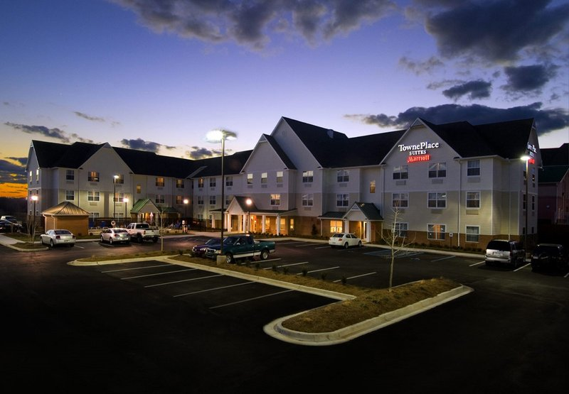TownePlace Suites Huntsville Exterior view