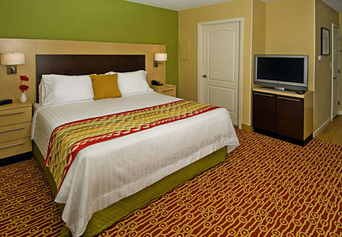 TownePlace Suites Huntsville View of room