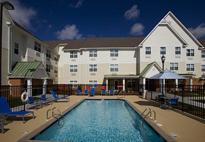 TownePlace Suites Huntsville Fitness club