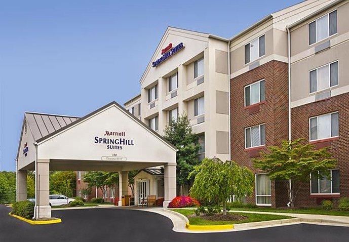 SpringHill Suites Herndon Reston Kilátás a szabadba