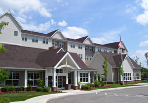 Exterior view - Residence Inn by Marriott O'Fallon