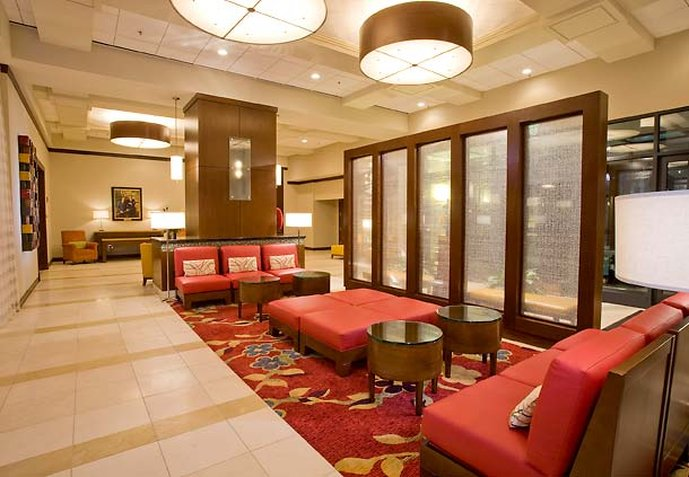 Marriott St Louis West Előcsarnok