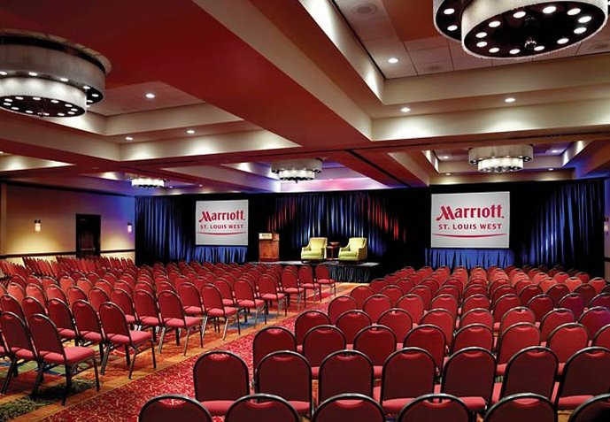 Marriott St Louis West BallRoom
