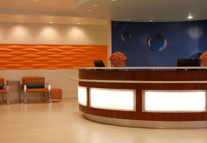SpringHill Suites Las Vegas Henderson 前厅
