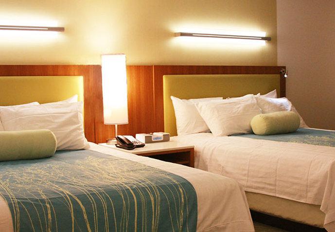 SpringHill Suites Las Vegas Henderson 客房视图