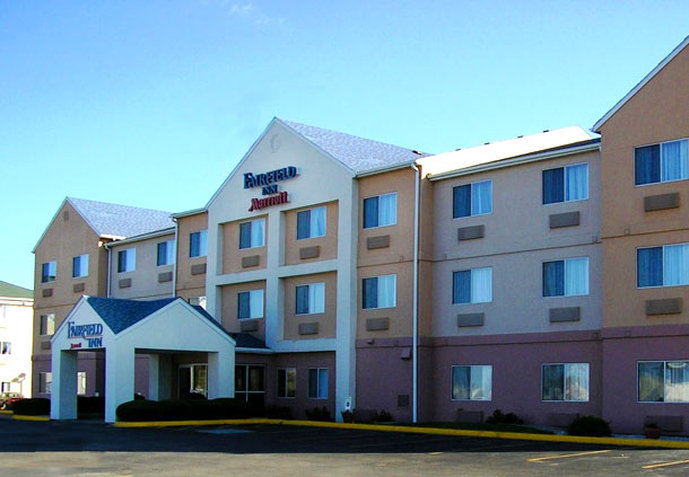 Fairfield Inn-Lincoln