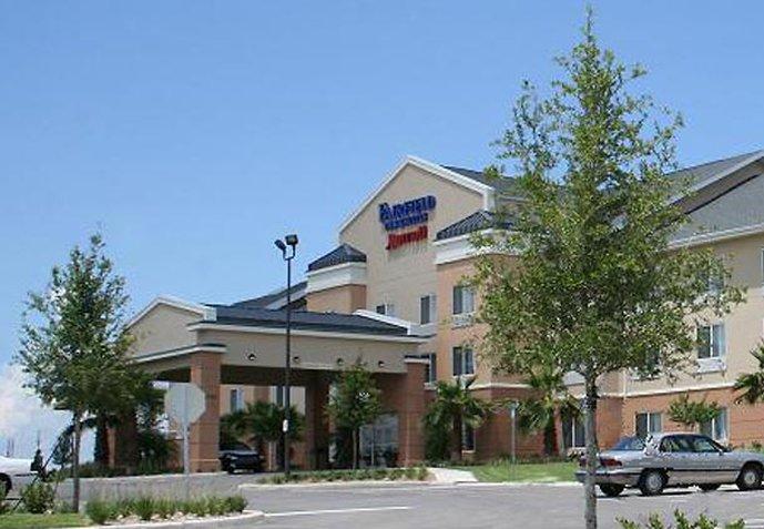 Fairfield Inn & Suites Clermont Kilátás a szabadba