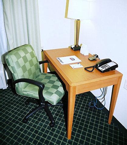 Fairfield Inn & Suites Clermont Szobakilátás