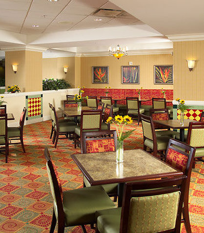 Fairfield Inn & Suites Orlando Lake Buena Vista in the Marriott Village Gastronomia