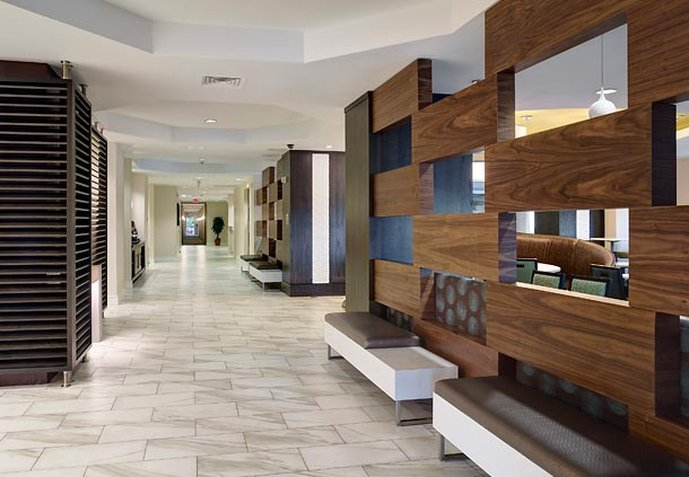 SpringHill Suites Orlando Convention Center/International Drive Area Lobby