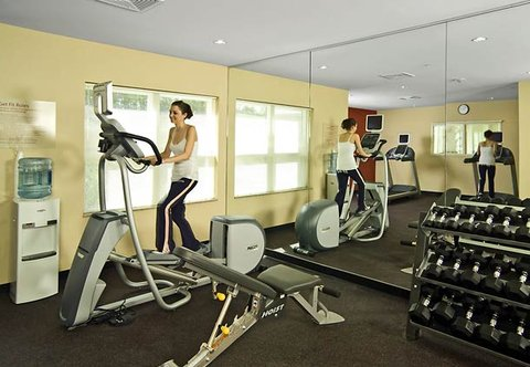 TownePlace Suites by Marriott Gilford - Exercise Room