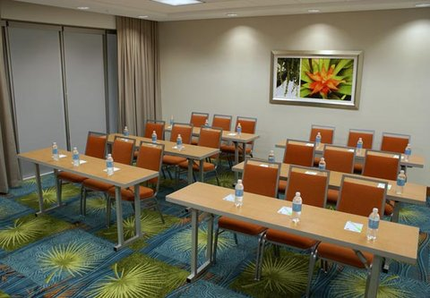SpringHill Suites Miami Arts Health District Hotel - Meeting Room