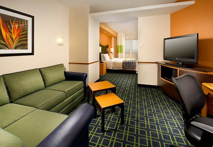 Fairfield Inn & Suites Miami Airport South Zimmeransicht