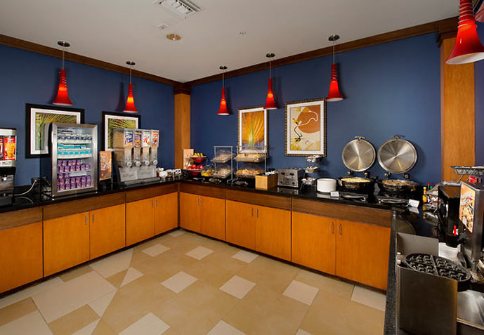 Fairfield Inn & Suites Miami Airport South Gastronomie