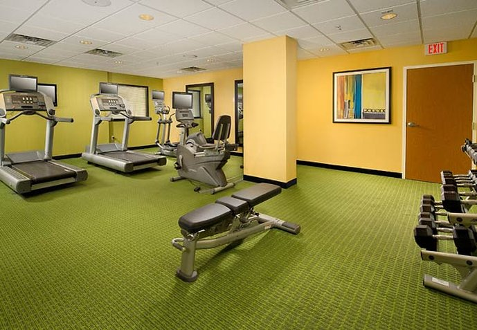 Fairfield Inn & Suites Miami Airport South Fitness Club