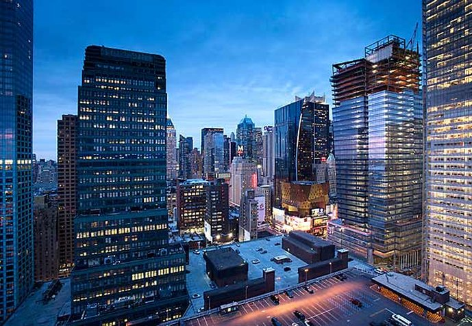 Fairfield Inn New York Manhattan/Times Square South Varie ed eventuali
