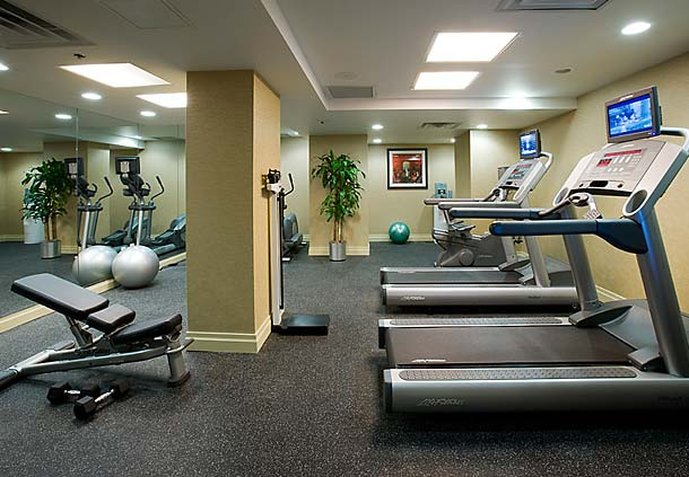 Fairfield Inn New York Manhattan/Times Square South Fitness Club