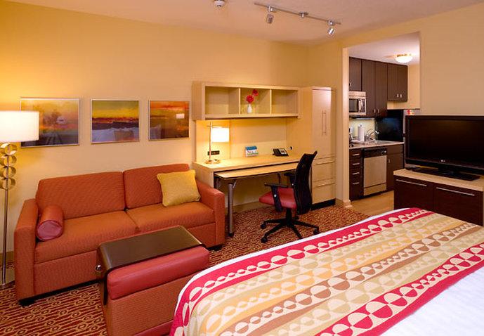 TownePlace Suites Omaha West Huonenäkymä