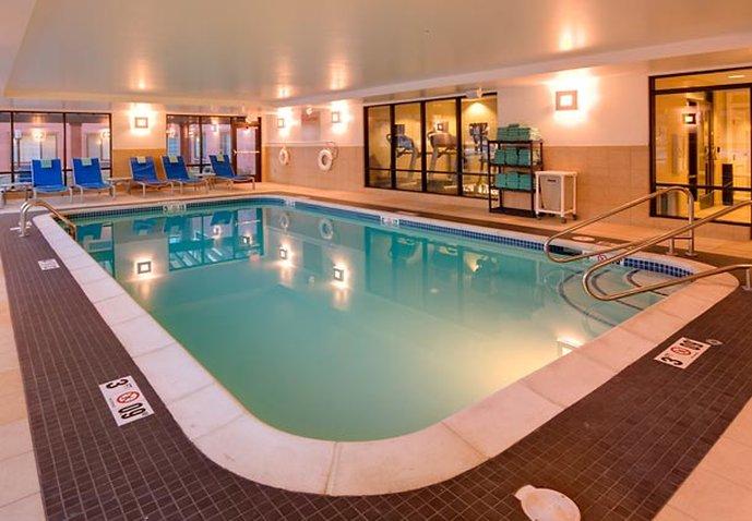 TownePlace Suites Omaha West Kuntokeskus