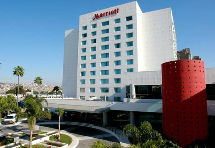 Marriott Hotel Tijuana Exterior view