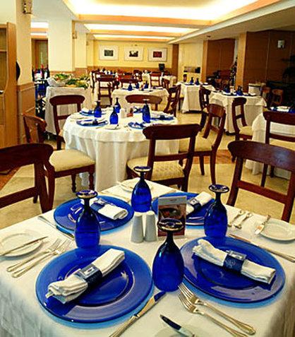 Marriott Hotel Tijuana Gastronomy