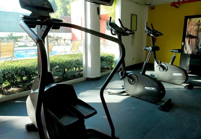 Marriott Hotel Tijuana Fitness club