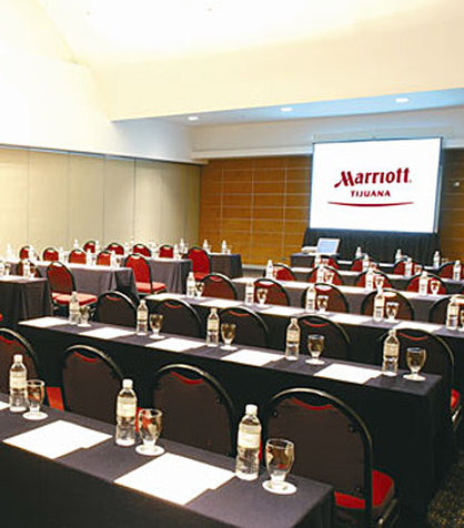 Marriott Hotel Tijuana Meeting room