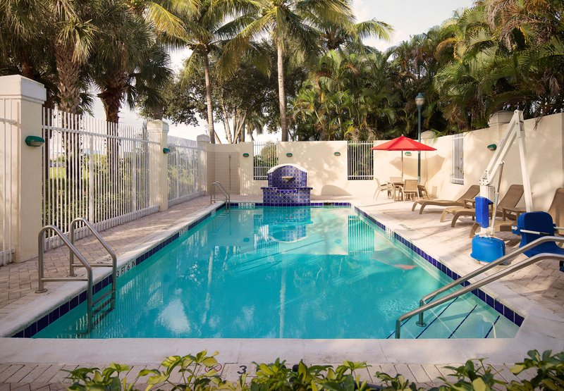 TownePlace Suites Boca Raton Fitness Club