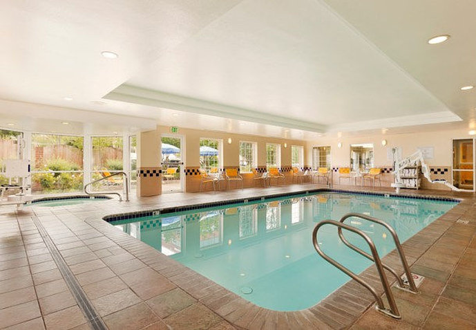 Fairfield Inn and Suites by Marriott Lake Oswego Clube de fitness