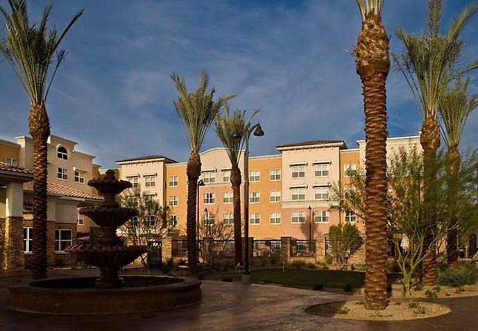 SpringHill Suites by Marriott Phoenix Glendale Fasad