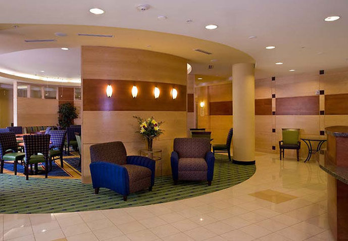 SpringHill Suites by Marriott Phoenix Glendale Lobby
